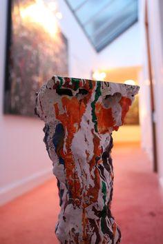 Modern Art, Ice Cream, Desserts, Sherbet Ice Cream, Deserts, Dessert, Postres, Contemporary Art, Mid Century Modern
