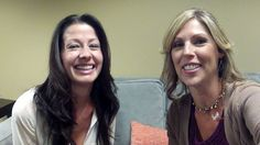 Nicole Vogelsong & Amy G (Giants field reporter gal)