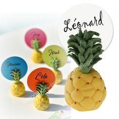 Marque-place ananas