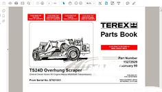 92.00$  Buy now - http://ali5g2.worldwells.pw/go.php?t=32792003606 - Parts-Service [2002] For Terex