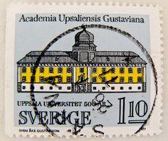 stamp Sverige
