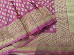 Banarasi kadhua saree from Banarasi bunkar