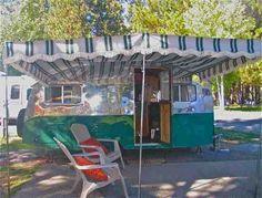 Flyte Camp does amazing vintage trailer restorations.