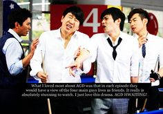 A Gentleman's Dignity. Those intro clips were my favorite things about the drama!