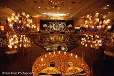Inspiring Great Gatsby indian wedding reception. http://www.maharaniweddings.com/gallery/photo/91148