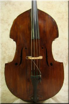 Swanson Double Bass