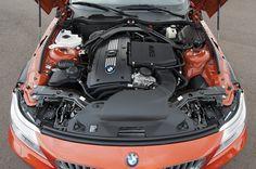 La casa bavarese retrocede nella cilindrata grazie all'impiego del turbo: il downsize non risparmia sulla potenza! #BmwZ4