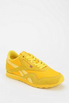 Reebok Classic Running Sneaker #urbanoutfitters