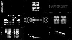 Modular mograph and kinetic text animation template for Adobe After Effects CC. Create pro-level typography sequences and export for use in any project or software! Typography Tutorial, Typography Fonts, Graphic Design Typography, Creative Portfolio, Portfolio Design, Final Cut Pro, Text Animation, Black And White Design, Moving Pictures