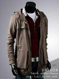 Yakuza Jaket bhn Cotton S,M,L,XL @220