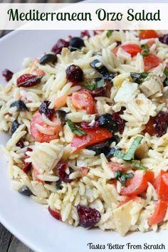 myrecipemagic com mediterranean pasta salad mediterranean pasta salad ...