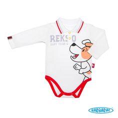 Wyjątkowy bohater bajek dla dzieci - Reksio teraz na najnowszej kolekcji ubranek dla chłopców, BARBARAS.