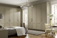 Beautiful bedroom furniture to suit your home. Free standing and made to measure wardrobes for the homes of South Wales. Green Bedroom Paint, Pink Master Bedroom, Modern Bedroom, Bedroom Wall, Bedroom Furniture, Bedroom Ideas, Bedroom Inspiration, Traditional Bedroom Decor, Modern Traditional
