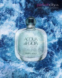 "Giorgio Armani Acqua di Gioia Ein wunderschöner Duft aus der ""blumig-aquatischen"" Duftfamilie."