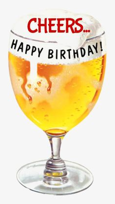 Birthday Quotes : Happy Birthday Beer Birthday Quotes QUOTATION – Image : Sharing is Caring – Don't forget to share this quote ! Happy Birthday Cheers, Happy Birthday Wishes Cards, Birthday Wishes And Images, Happy Birthday Pictures, Happy Birthday Quotes, Mens Birthday Wishes, Happy Birthdays, Man Birthday, Funny Birthday