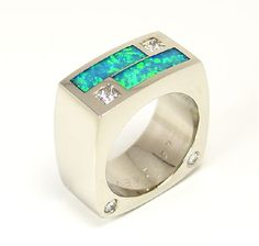 Opal Ring...OH MY!!! Love this ring!!!!!