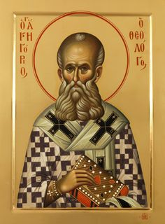 Gregory Nazianzus, Bishop, Confessor, Doctor Mass Propers: Tuesday of the Third Week After the Octave of Easter: Octave of. Byzantine Icons, Byzantine Art, Saint Gregory, Saint Feast Days, Orthodox Icons, Book Projects, Sacred Art, Religious Art, Saints