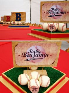 Baseball Party Inspiration