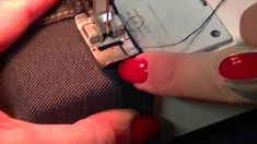Sewing Machine Tips and Tricks: How to Sew a Jeans Hem. Helpful Hints, Cutting Board, Sewing Projects, Jeans, Tips, Youtube, Useful Tips, Advice, Cutting Boards