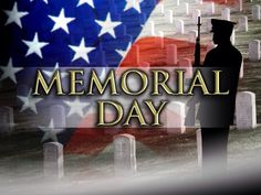 Memorial Day is a federal holiday in the United States for military personnel who died while serving in the United States Armed Forces. We'd like to take this time to remember and honor all our fallen service men and women. History Of Memorial Day, Memorial Day Pictures, Memorial Day Thank You, Memorial Day Celebrations, Photos For Facebook, Thank You Quotes, Day Wishes, Marketing, Be Yourself Quotes