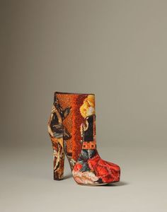 34672d051a660c Bottines Femme - Chaussures Femme sur Dolce Online Store France - Dolce    Gabbana Group Automne