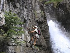 @Jessika Frerichs check out the via ferrata... this is the one we should try first