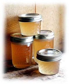 Spruce Tip Jelly - I have a friend who is going to share a jar of this with us in September...can't wait