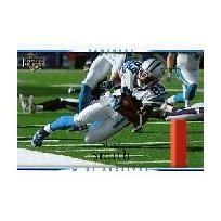 2007 Upper Deck Steve Smith #27 - NFL Football Card (Panthers)