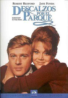 Descalzos por el parque, dirigida por Gene Saks en 1967, es una comedia romántica, divertida y con mucho encanto protagonizada por la pareja Redford-Fonda.