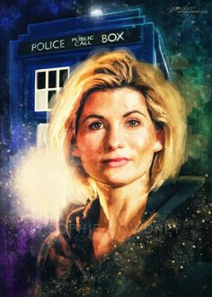 The 13th Doctor.