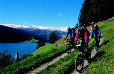 Bike Touren in Südtirol Dolomiten im Wellness Hotel Kastelruth http://www.abinea.com/de/sommer-aktiv/mountain-biken-radfahren.html