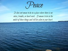 Inner Peace | From the Desk of MarDrag