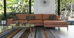Dellarobbia - Modern Contemporary Furnitures, Home Furnishings, Area Rugs and Case Goods.