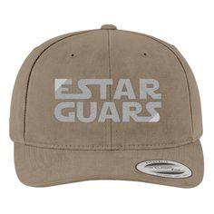 Estar Guars Brushed Cotton Twill Hat