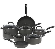 Circulon Hard Anodized 12-Piece Cookware Set