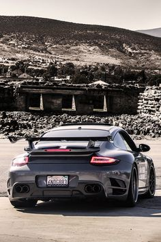 Visit The MACHINE Shop Café... ❤ Best of Porsche @ MACHINE ❤ Modified PORSCHE  997.2 Turbo S