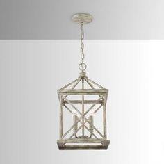House of Hampton Dellwood 4 - Light Lantern Square Pendant Lantern Chandelier, Candelabra Bulbs, Lantern Pendant, Pendant Lighting, Lanterns, Light Pendant, Shops, Lighting Store, Glass Shades