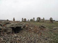 carahunge, Site in Armenia