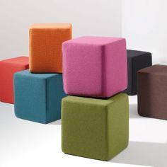 Jan Kurtz Sitting SitzwürfelWunderschön, modern und elegant ist der Jan Kurtz…