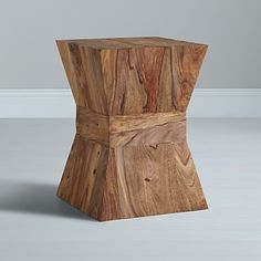 John Lewis Stowaway Side Table, Unfinished