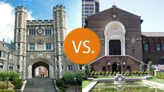 Princeton University Vs University Of Pennsylvania