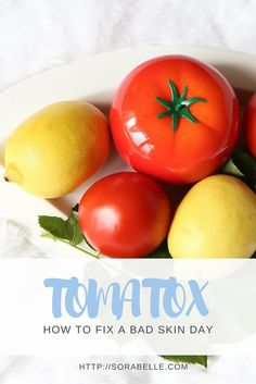 Tony Moly Tomatox Magic Massage Pack brightens and soothes skin, turning a dull and tired skin tone into a glowy and healthy complexion in just 10 minutes. Click through to find out more about it.