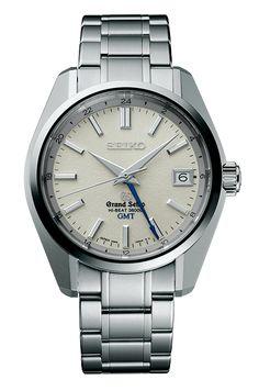 グランドセイコーメカニカルハイビート36000 GMT - セイコーウオッチ株式会社