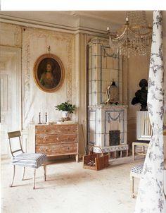 Swedish Interiors by Eleish van Breems: The Swedish Floor
