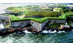 Suomenlinna Fortress Finland Travel Finland @ travelbrochures.org