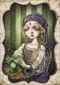 Madame Chloe by Victoria Frances
