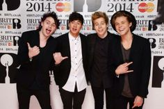 5SOS at the Brit Awards