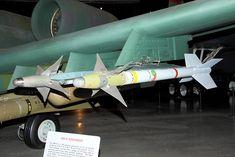 フェアチャイルド共和国のA-10AサンダーボルトII  - サイドワインダーミサイル