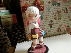 最终幻想 2016.07 by暴走玩偶 定制请戳【粘土控】
