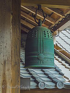 Japanese Temple Bell/ A very large temple bell at Ryoanji.| by Sound Quality